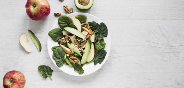 Beneficios de la comida vegana