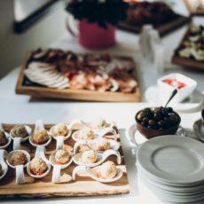 ¿Cómo organizar un catering en tiempos de Covid?