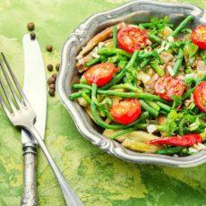 Recetas de ensaladas frescas y saludables para la llegada del buen tiempo